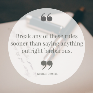 Quotes on Writing 15